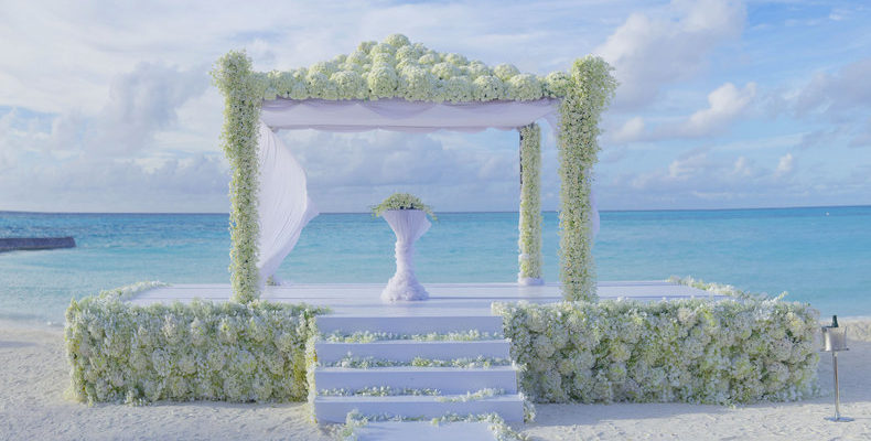 Niyama Maldives wedding 1