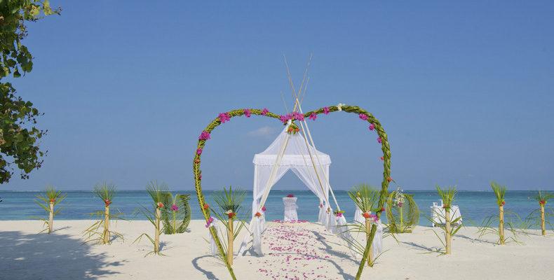 Olhuveli Resort wedding 1