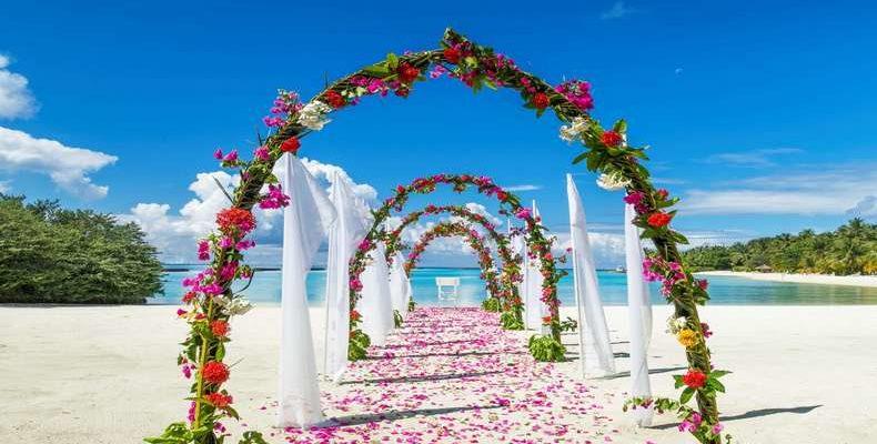 Sheraton Full moon wedding 2