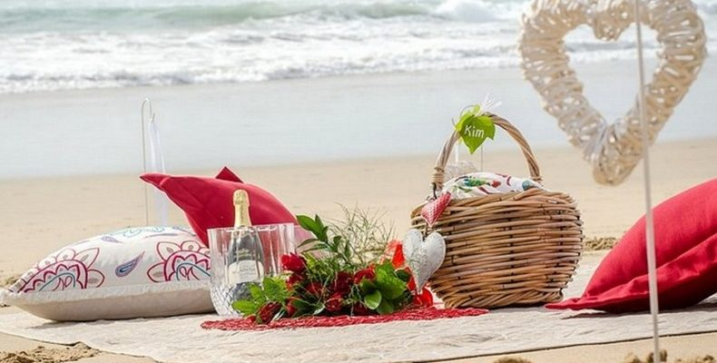 Медовый месяц на Кубе - романтический пикник на пляже 1