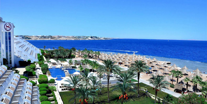 Отдых в Египте - в Sheraton Sharm Resort Villas & Spa 1