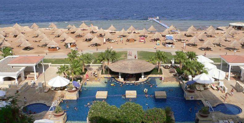 Отдых в Египте - в Sheraton Sharm Resort Villas & Spa 2