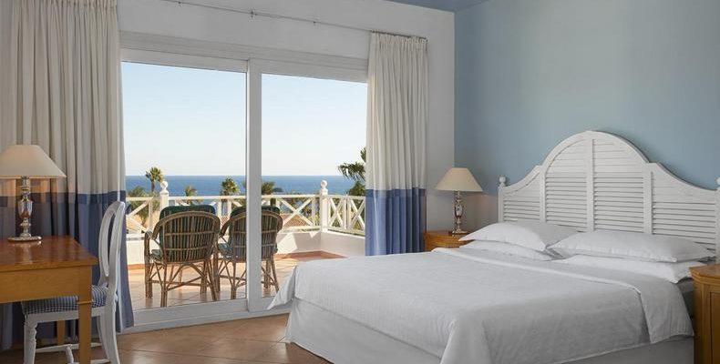 Отдых в Египте - в Sheraton Sharm Resort Villas & Spa 4