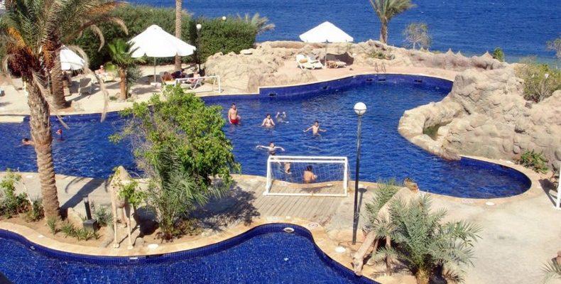Отдых в Египте - в Sheraton Sharm Resort Villas & Spa 5