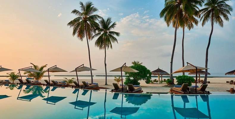 Отдых на Мальдивах - в Constance Halaveli 2