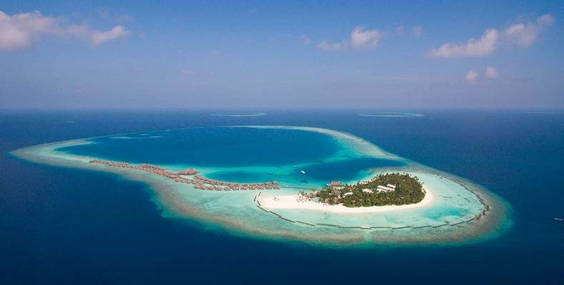 Отдых на Мальдивах - в Constance Halaveli 3