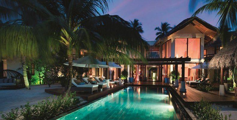 Отдых на Мальдивах - в Constance Halaveli 4