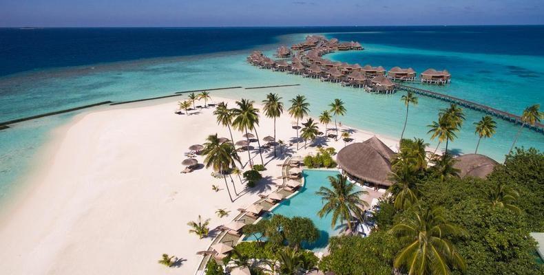 Отдых на Мальдивах - в Constance Halaveli 5