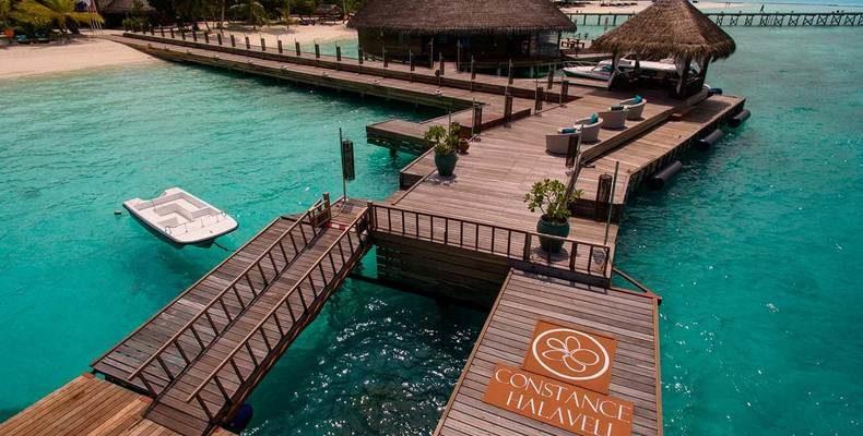 Отдых на Мальдивах - в Constance Halaveli 6