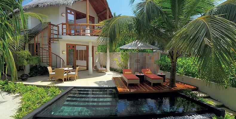 Отдых на Мальдивах - в Constance Halaveli 7
