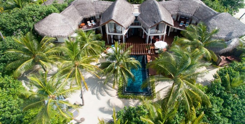 Отдых на Мальдивах - в Constance Halaveli