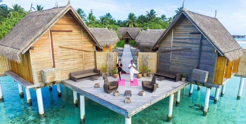 Отдых на Мальдивах - в Constance Moofushi 3