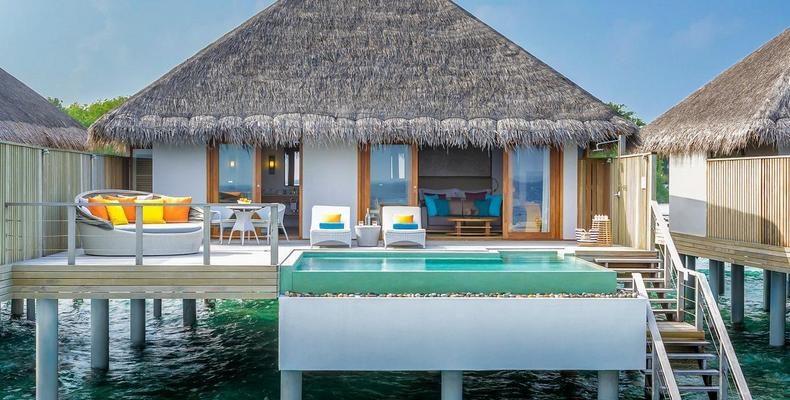 Отдых на Мальдивах - в Dusit Thani Maldives 1