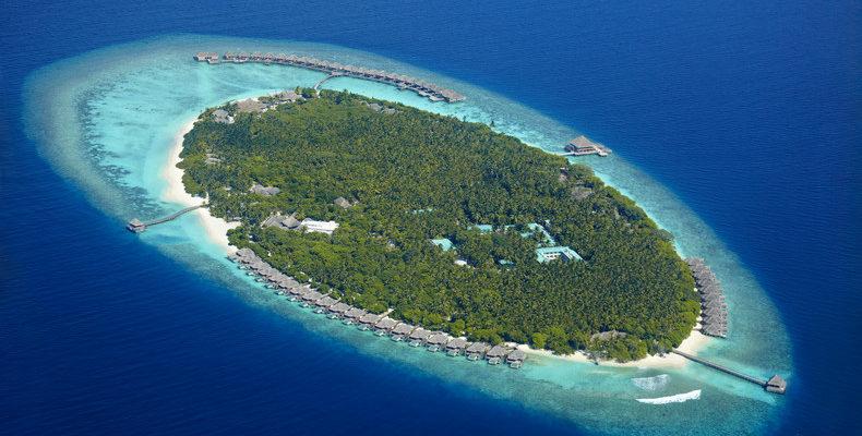 Отдых на Мальдивах - в Dusit Thani Maldives 2