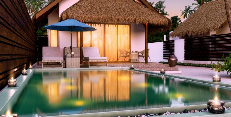 Отдых на Мальдивах - в Dusit Thani Maldives 5