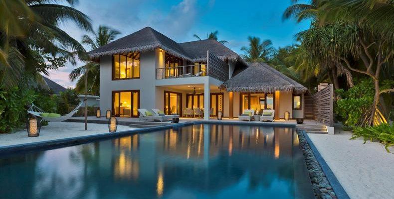 Отдых на Мальдивах - в Dusit Thani Maldives 6