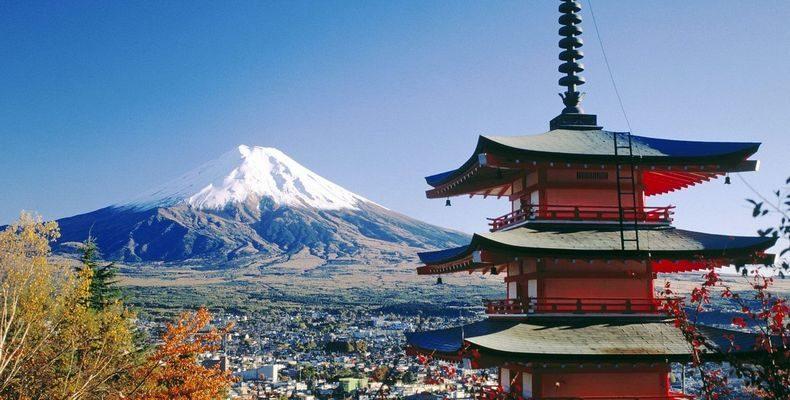 Паломничество япония 2