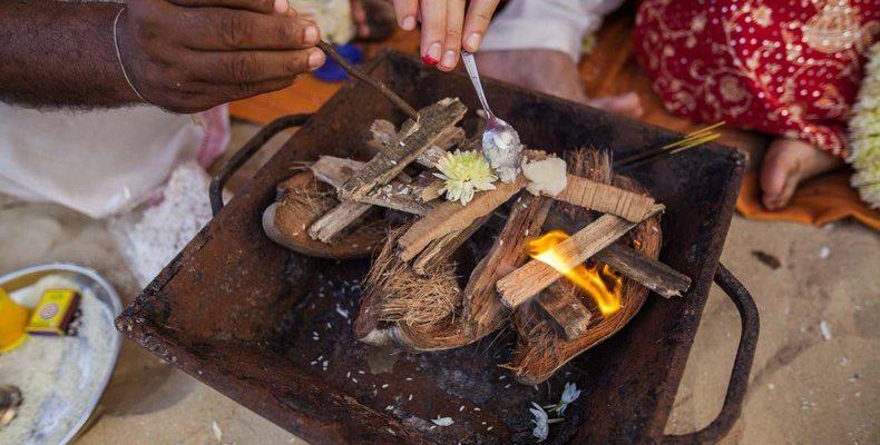 Свадьба в Индии 11