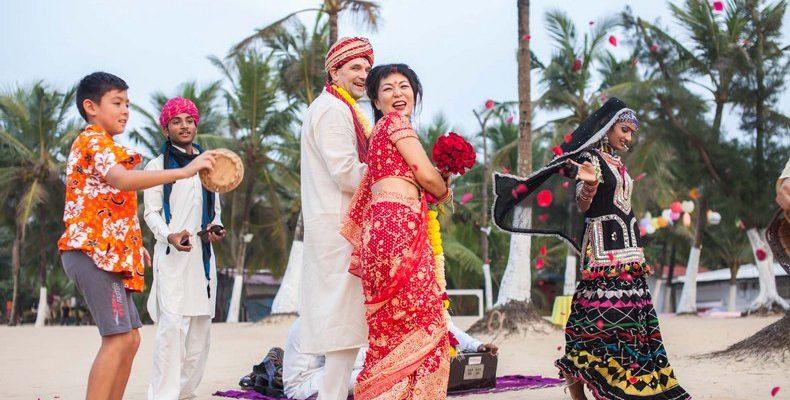Свадьба в Индии 12