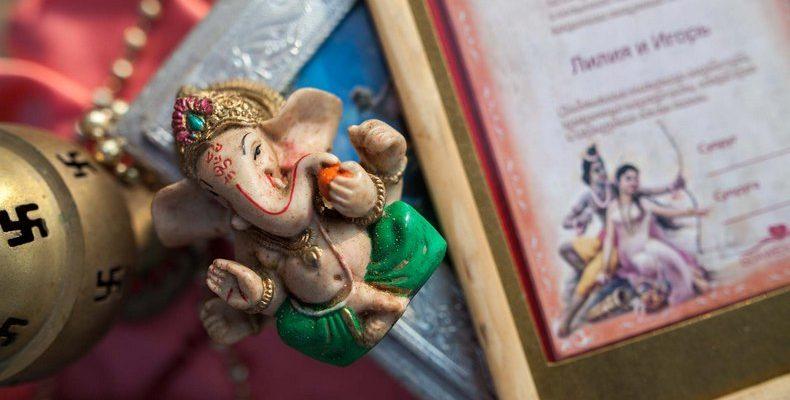 Свадьба в Индии 2
