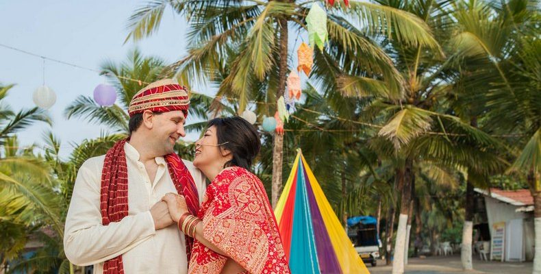 Свадьба в Индии 5