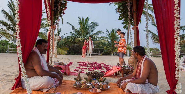 Свадьба в Индии 7