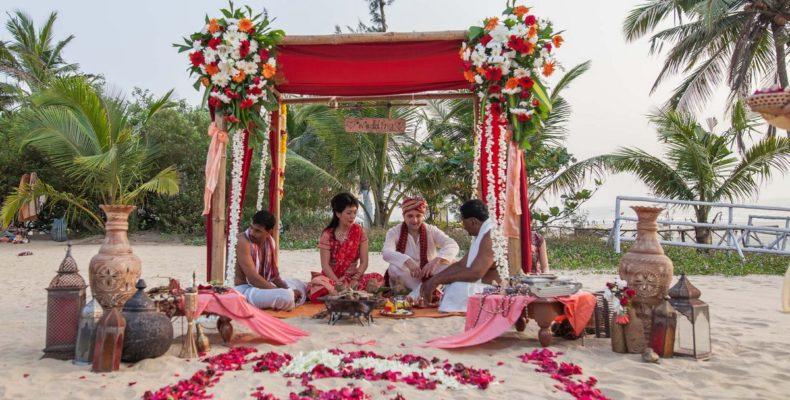 Свадьба в Индии 8