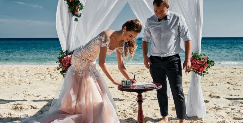 Свадьба на Варадеро 1