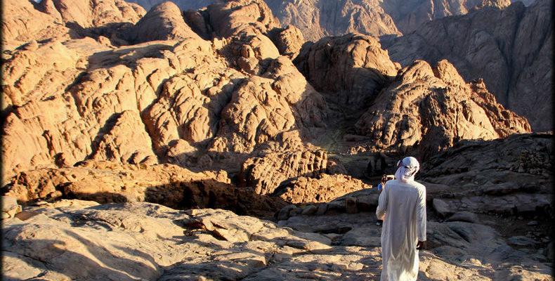 паломничество египет 1