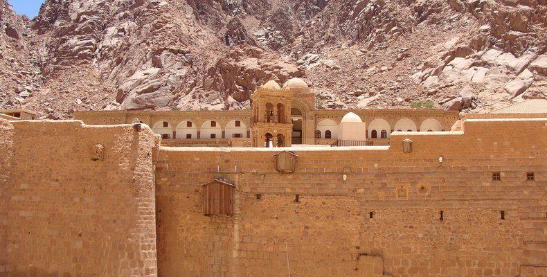 паломничество египет 2