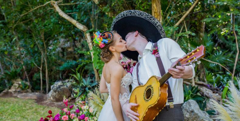 свадьба в мексике 3