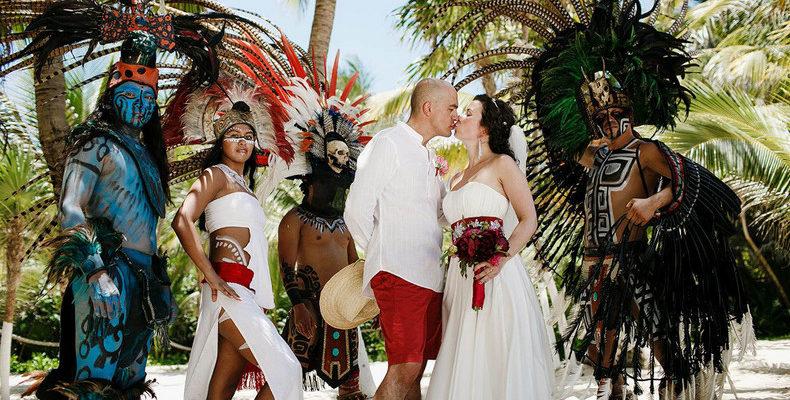 свадьба в мексике 4