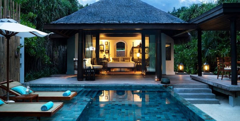 Anantara Kihavah Villa 1