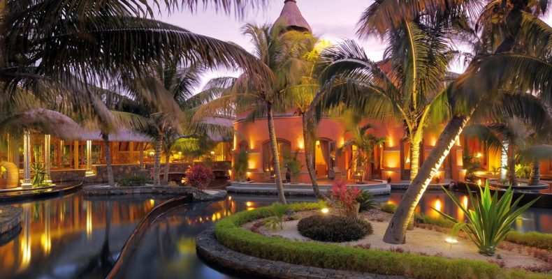 Dinarobin Hotel Golf & Spa титул