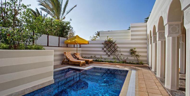 The Oberoi Beach Resort, Sahl Hasheesh 2