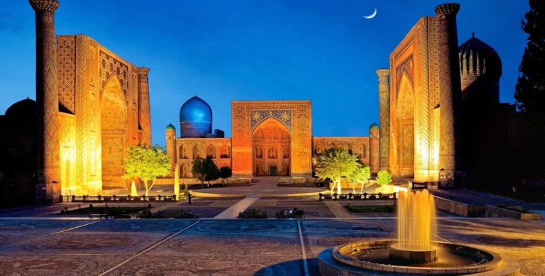Узбекистан 4