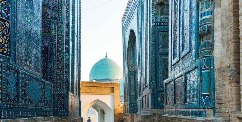 Узбекистан 5