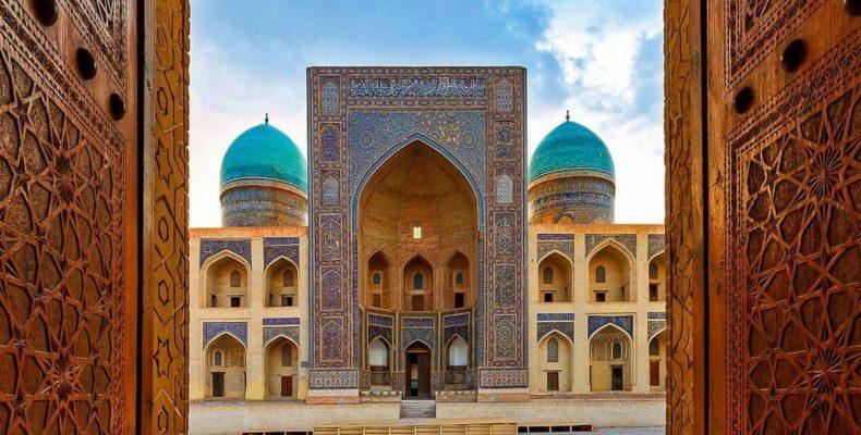 Узбекистан 6