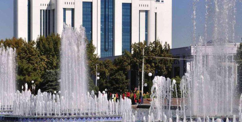 Узбекистан 8