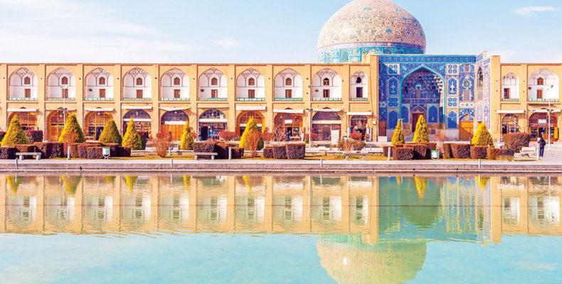 иран 8