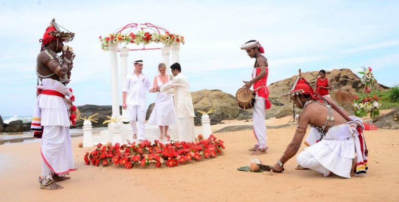 свадьба на шри ланке 1