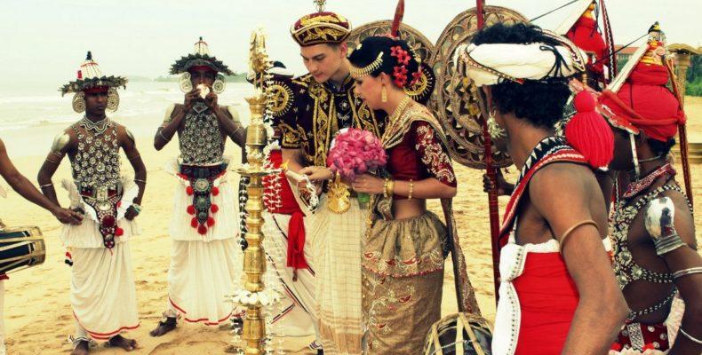 свадьба на шри ланке 4
