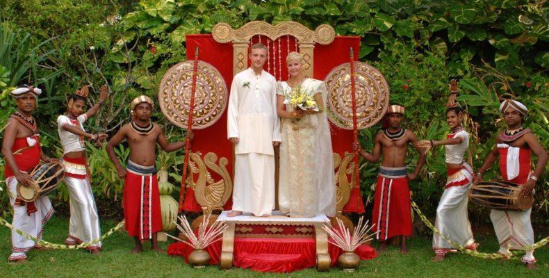 свадьба на шри ланке 6
