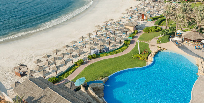 Coral Beach Resort Sharjah 1