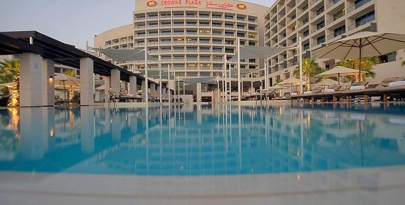 Crowne Plaza Abu Dhabi 1