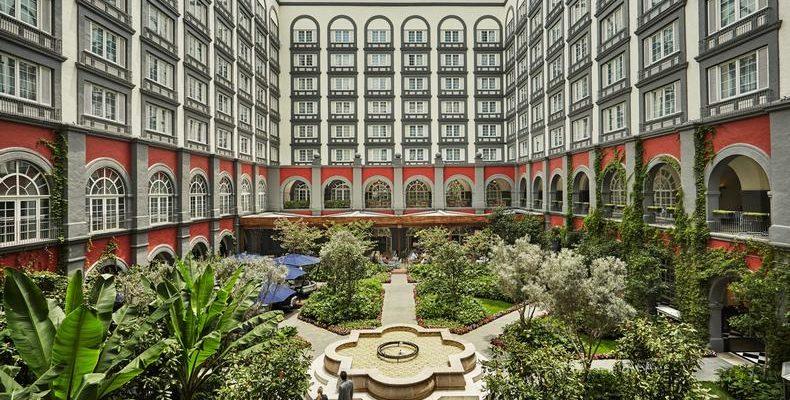 Four Seasons Hotel Mexico 3