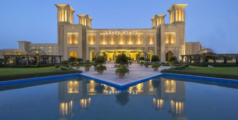 Grand Hyatt Doha 2