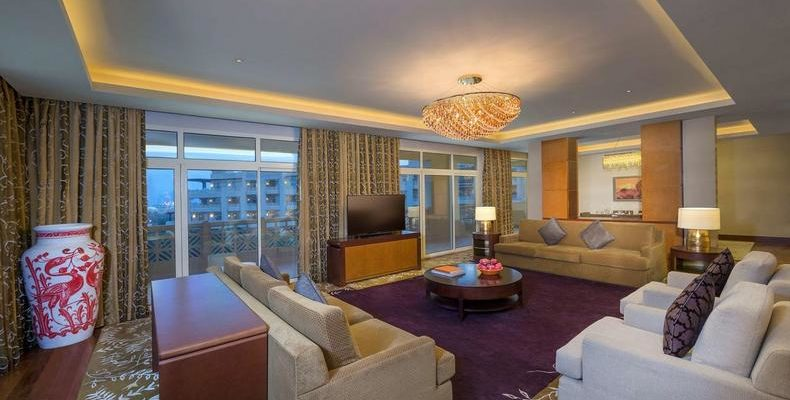 Grand Hyatt Doha 4