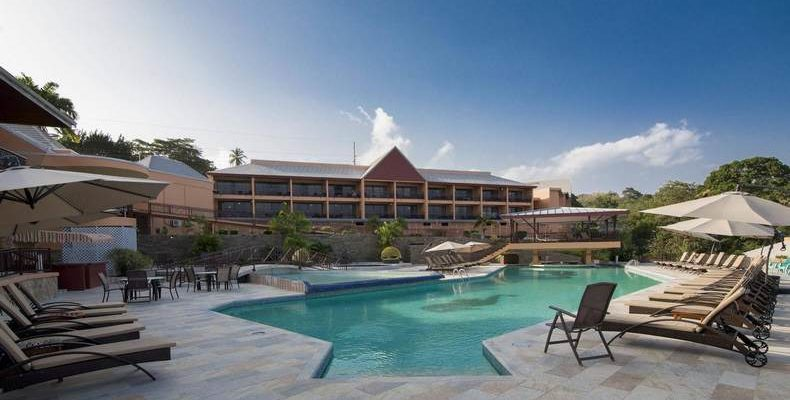 Le Grand Courlan Spa Resort 1
