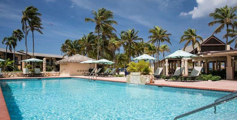 Manchebo Beach Resort & Spa 3